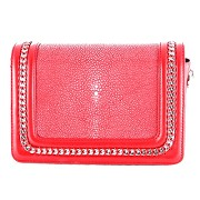 Stingray Red Handbag